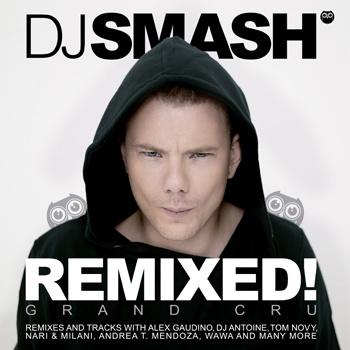 DJ SMASH представит свой новый альбом в конце февраля