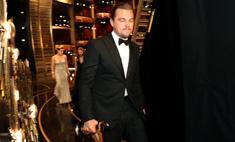 Это он от волнения: Ди Каприо забыл «Оскар» в ресторане