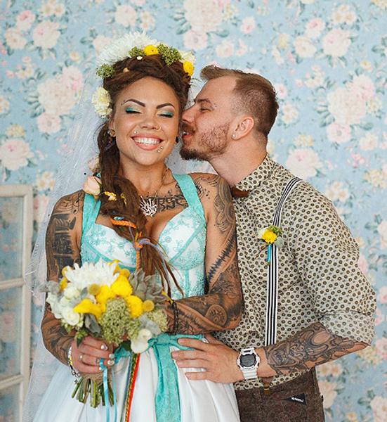 Светлана Ananas, свадьба, фото