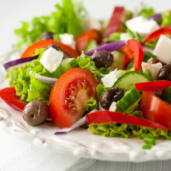 Правильный соус для греческого салата