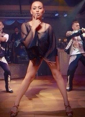 Омск, танцы