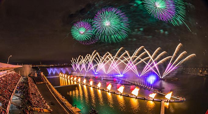 Московский международный фестиваль «Круг света – 2017»