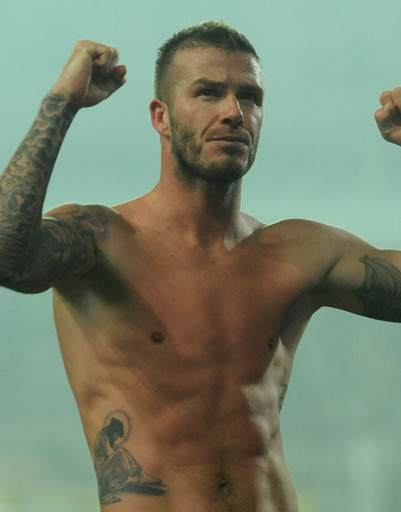Дэвид Бекхэм (David Beckham)