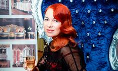 Татьяна Навка заинтересовалась платьями от воронежского дизайнера