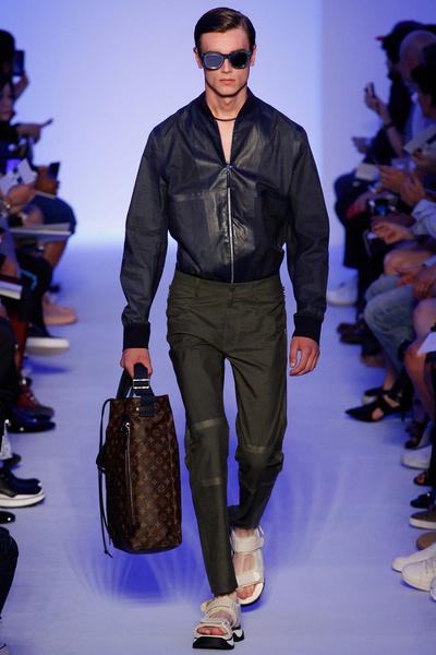 Неделя мужской моды в Париже: лучшие показы | галерея [3] фото [12]