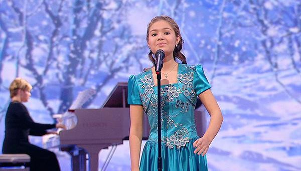 Вероника Андрейченко, Новокузнец,Синяя птица