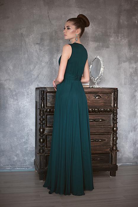 вечерние платья: фото