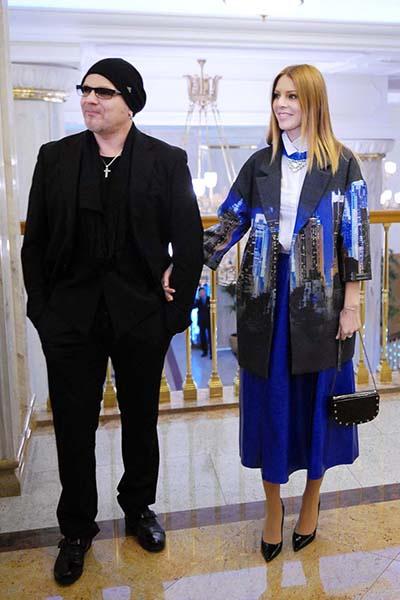 Владимир Пресняков и Наталья Подольская: фото