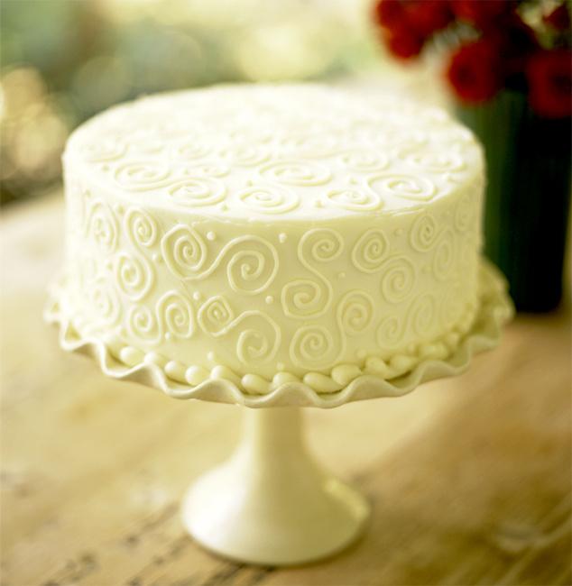 Росписи на свадебном торте