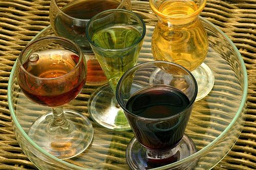 Французские напитки