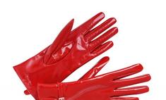 Способы удаления грязи с кожаных перчаток