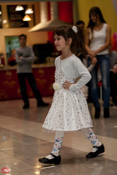 Модная одежда для дошколят