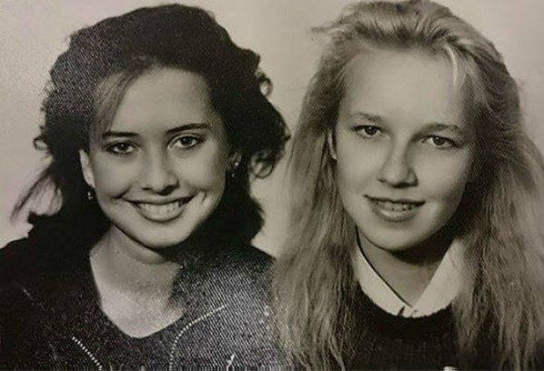 Жанна Фриске в юности фото