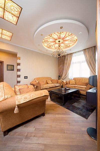 Создание интерьера квартиры