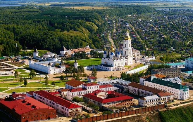 Тюмень. Тобольский Кремль