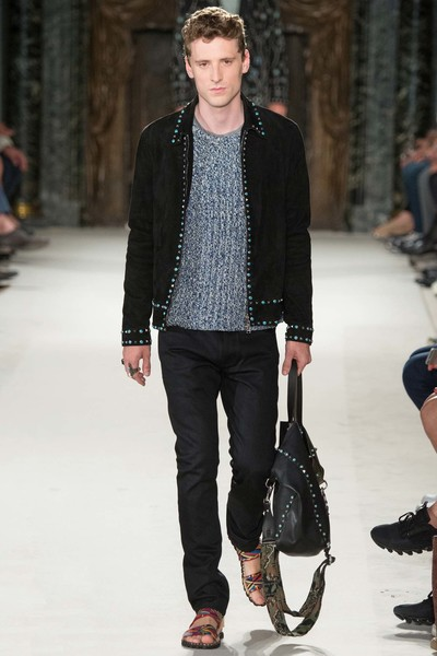 Неделя мужской моды в Париже: лучшие показы | галерея [1] фото [15]
