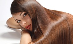 Используем яичный желток при мытье волос