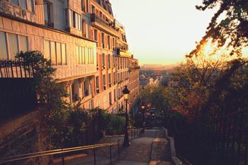 «Париж дарит иллюзию родного города»