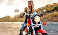 Железные леди: казанские девушки, покорившие мотоцикл