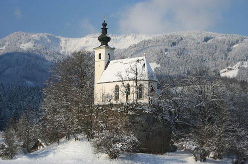 лучший город зимы