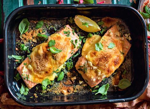Топ-35 самых вкусных рыбных блюд