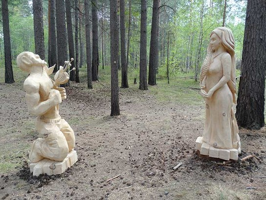 Иркутск. Фестиваль Лукоморье