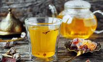 Алтайский чай с эвкалиптом и зверобоем