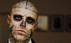 Тело в деле – 2, или Оригинальные татуировки мужчин в Новокузнецке!