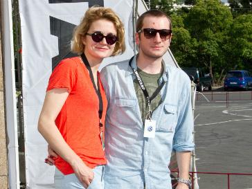 Надежда Михалкова и Резо Гигиниешвили приехали в Сочи