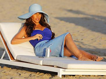 София Вергара (Sofía Vergara) в рекламе Pepsi