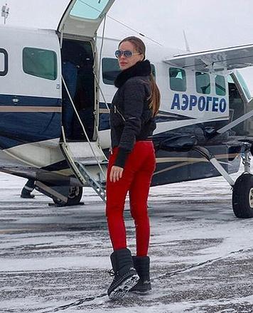 """Юлия Михалкова, """"Шоу Уральские пельмени"""", фото"""