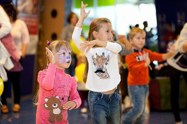 детский праздник в «Люксоре»