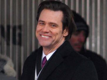 Джим Керри (Jim Carrey) празднует день рождения
