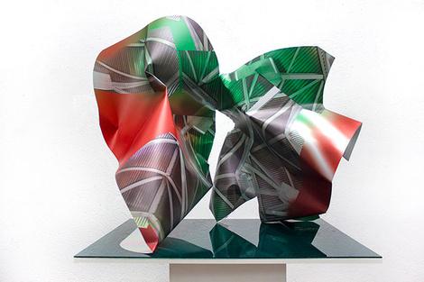 Открылась выставка Рауля Диаза Рейеса | галерея [1] фото [4]