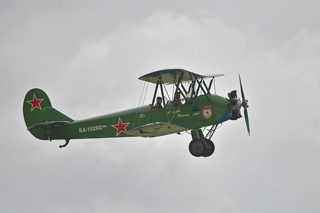 Авиашоу в Новосибирске 2015