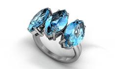 Аквамарин – драгоценный камень с чудесным цветом морской воды