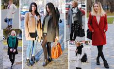 Зима в городе: лучшие street style образы месяца