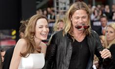 Анджелина Джоли не пригласила друзей Питта на свадьбу