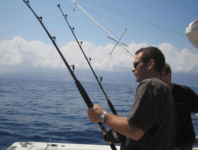 гару на рыбалке