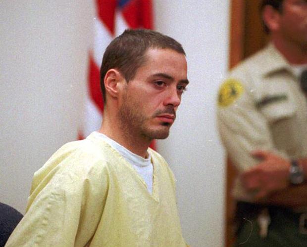Роберт Дауни-младший в тюрьме