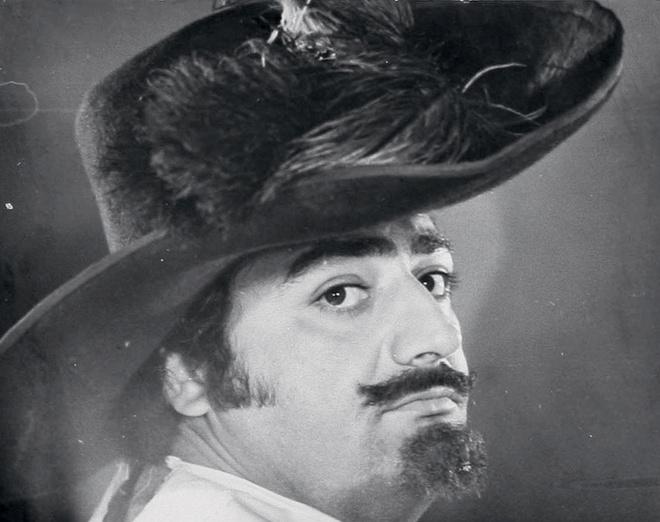 Виссарион Хидешели – прото-Портос.