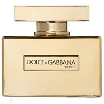 К праздникам аромат-бестселлер The One, Dolce & Gabbana, оделся в новый золотой флакон. Сам теплый цветочно-фруктовый запах, еще в 2006 году полюбившийся женщинам по всему миру, не изменился.