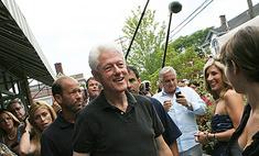 Билл Клинтон отметил 65-летие, став вегетарианцем