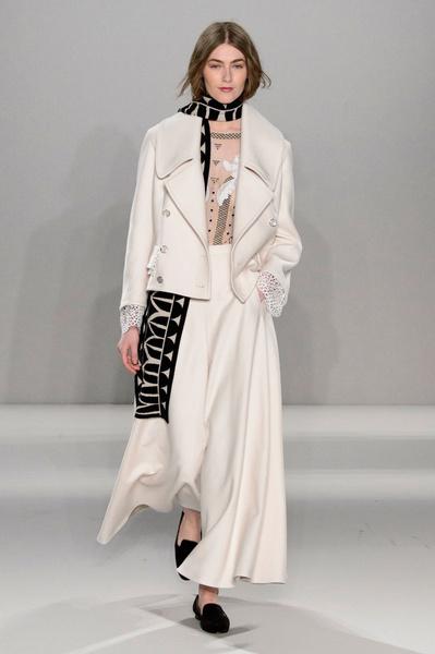 Неделя моды в Лондоне: 22 февраля   галерея [2] фото [5]
