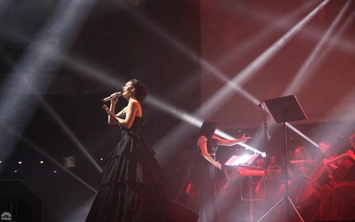 Эльмира Калимуллина сольный концерт