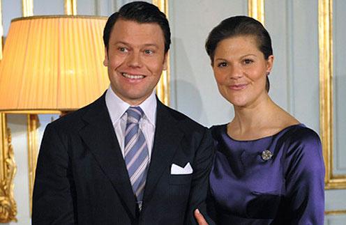 Принцесса Виктория (Crown Princess Victoria) с мужем
