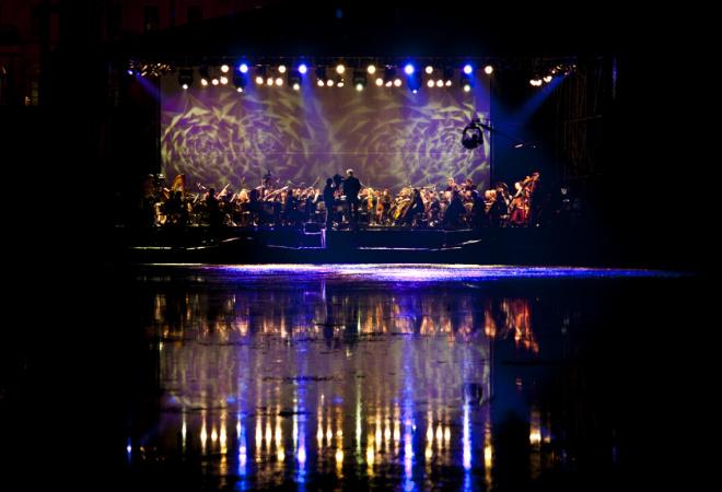 «Ночь музыки» в Гатчине