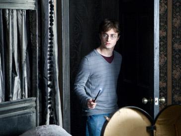 Съемки фильма «Гарри Поттер и Дары смерти»