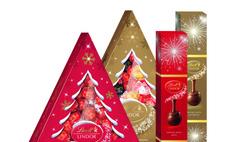 Новогодние шоколадные новинки Lindt