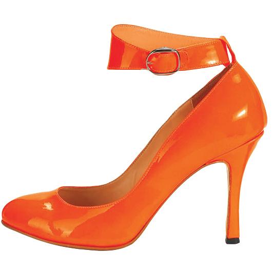 Туфли из лакированной кожи, Jenne O.